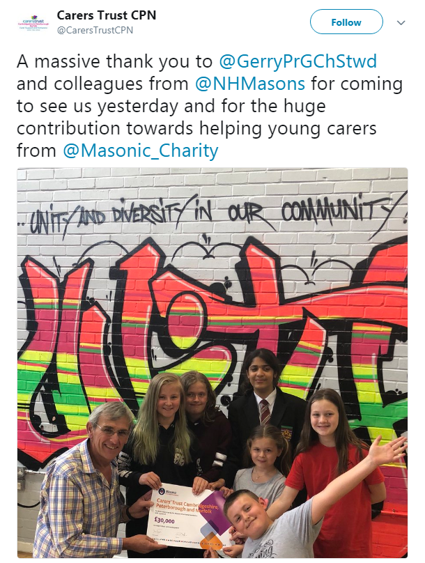 test Twitter Media - Congratulations to all those who have recently received an #MCFgrant! Make sure you share your pictures with us and use the hashtag #MCFgrant - we'd love to see them! Does your charity need support? Find out more about our funding https://t.co/iq4iSvxusr https://t.co/hEHqjWj0cD