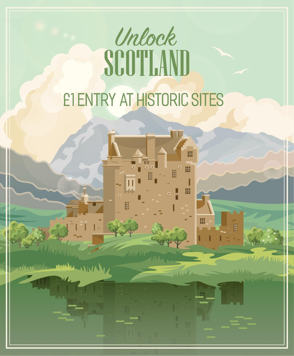 test Twitter Media - Visit some of Scotland's top historic sites for ONE POUND with your Young Scot card 🤑 🏰  Enjoy @N_T_S , @welovehistory and @Historic_Houses sites all throughout the country 🏴  ➡️ https://t.co/6NkkMfrL3B  #WorldHeritageDay https://t.co/pIMX7fNTte