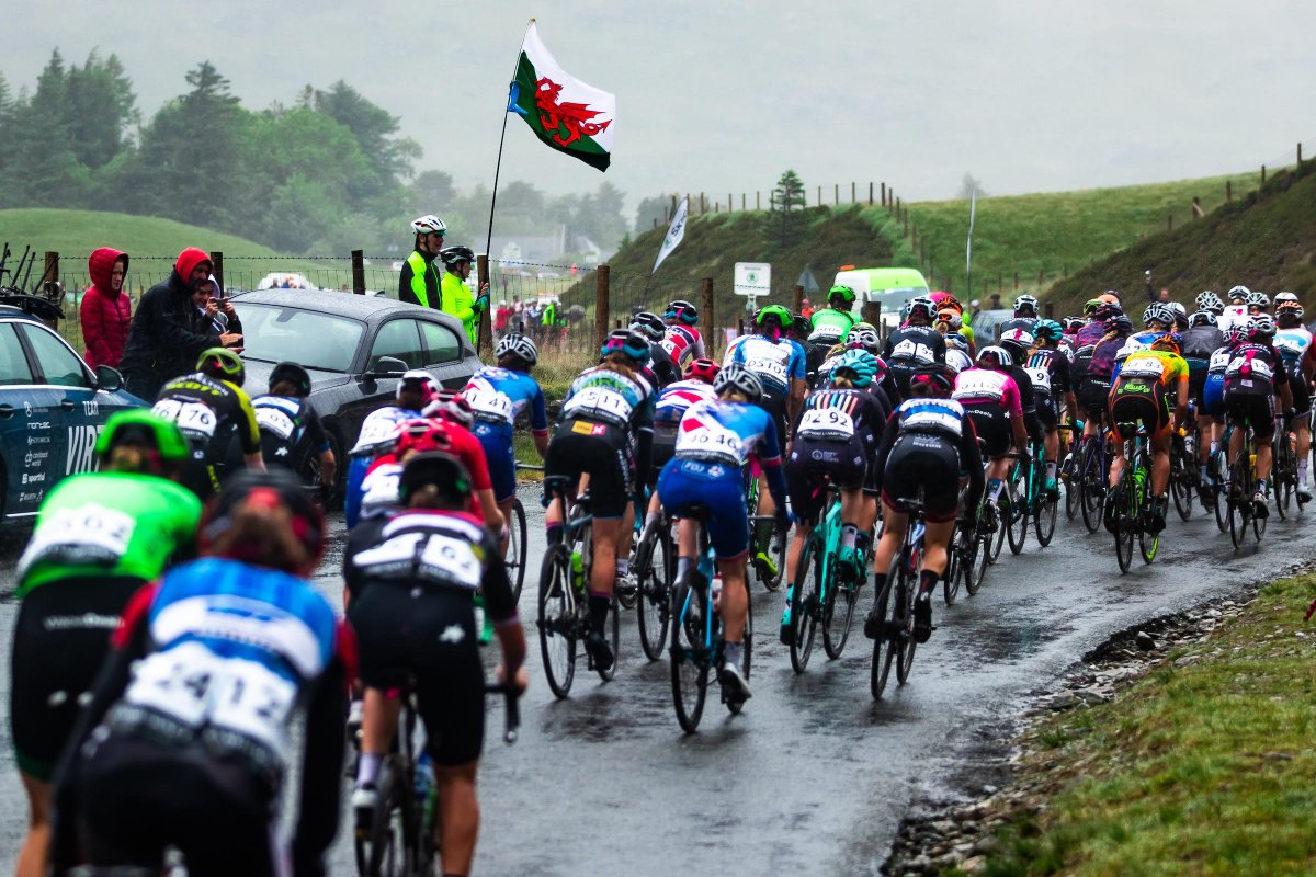 With the announcement of the final stage in Carmarthenshire today, @thewomenstour 2019 route is complete! 🇬🇧🙌  6 Stages 👌 790.1 km 😳 10-15 June 2019 🚴‍♀️  Full Story ⬇️  http://fal.cn/A6.J