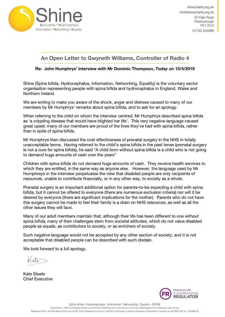 A Disabled Students Open Letter To >> Shine On Twitter Please See Below An Open Letter To Gwyneth