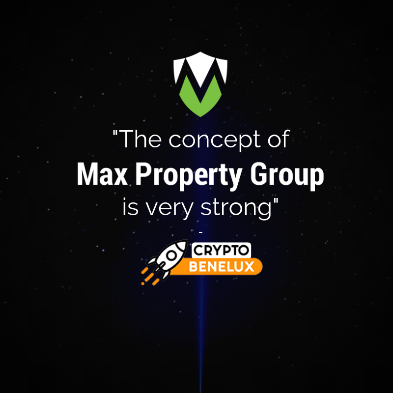 Max Property Group crypto review