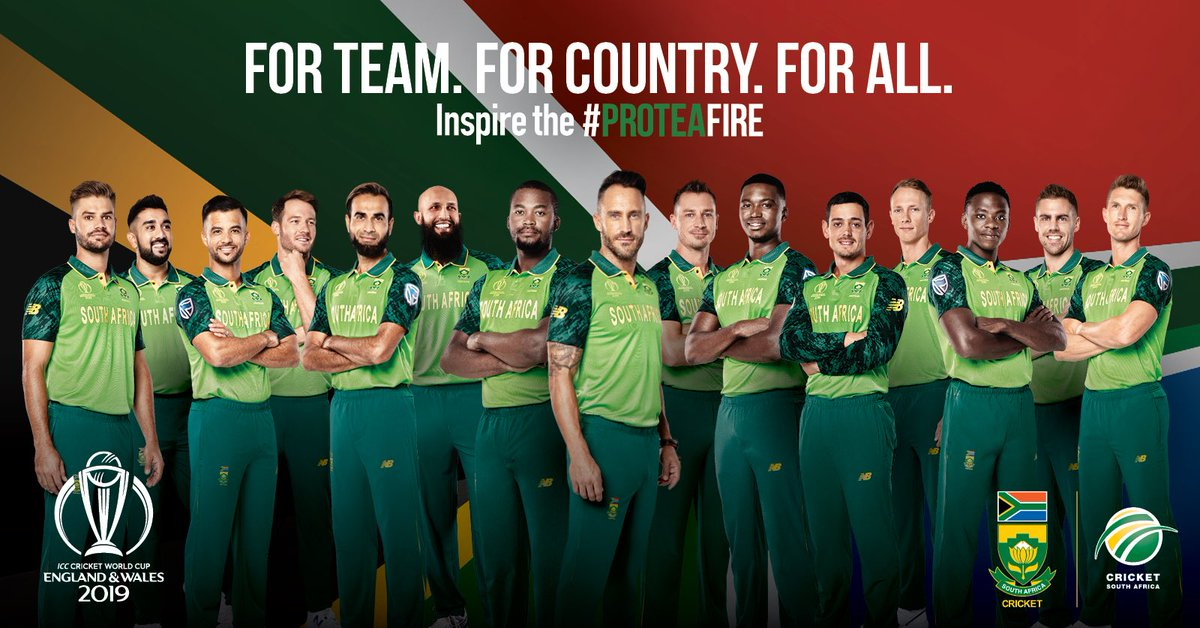 Cricket South Africa On Twitter Here S Your Team South