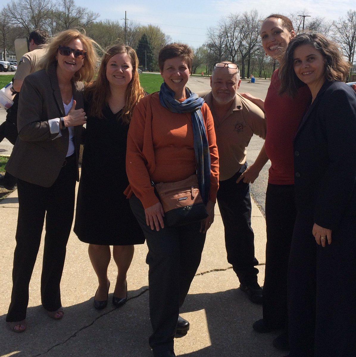 Illinois Social Work faculty collaborate with Decatur Correctional Center -