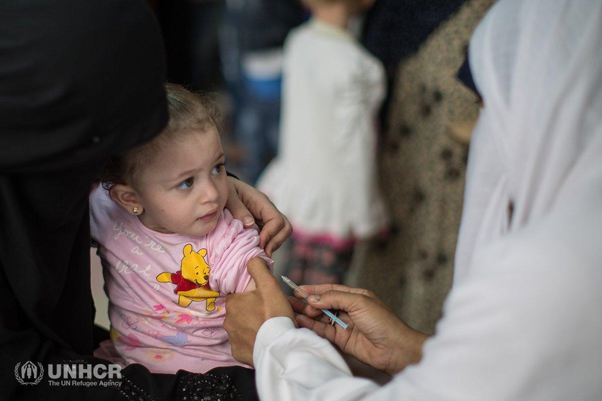 """✔ حملة """"100 مليون صحة"""" لاكتشاف وعلاج فيروس C  ✔ تطعيمات ولقاحات شلل الأطفال والأمراض الأخرى ✔ حملة القضاء على الطفيليات المعوية ✔ مبادرة الكشف عن الأنيميا والسمنة والتقزم وأكثر من ذلك بكثير...  شكرًا #مصر 🙏 على تقديم جميع هذه الخدمات مجانًا إلى #اللاجئين وملتمسي اللجوء!"""