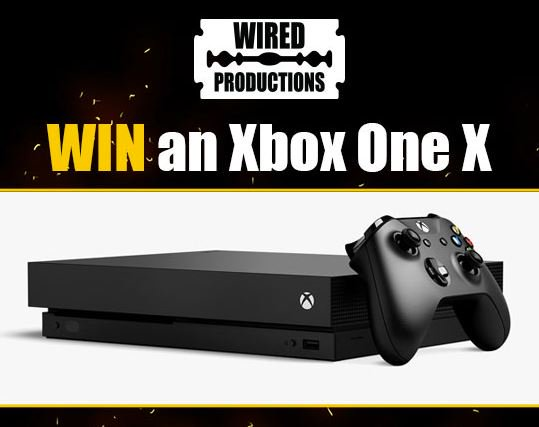 S'up Wired Community!  You can #WIN an #XboxOneX in our latest #Giveaway!   Just Follow &amp; RT for your chance to enter, via the link below!  &gt;&gt;&gt;&gt;  http:// bit.ly/XboxOneXComp  &nbsp;   &lt;&lt;&lt;&lt;  #PrizeDraw #Competition #VideoGames #Xbox<br>http://pic.twitter.com/HQo3y8l5qf