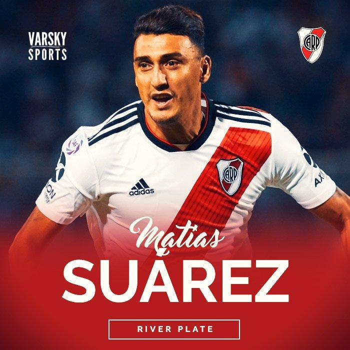VarskySports's photo on Matías Suárez