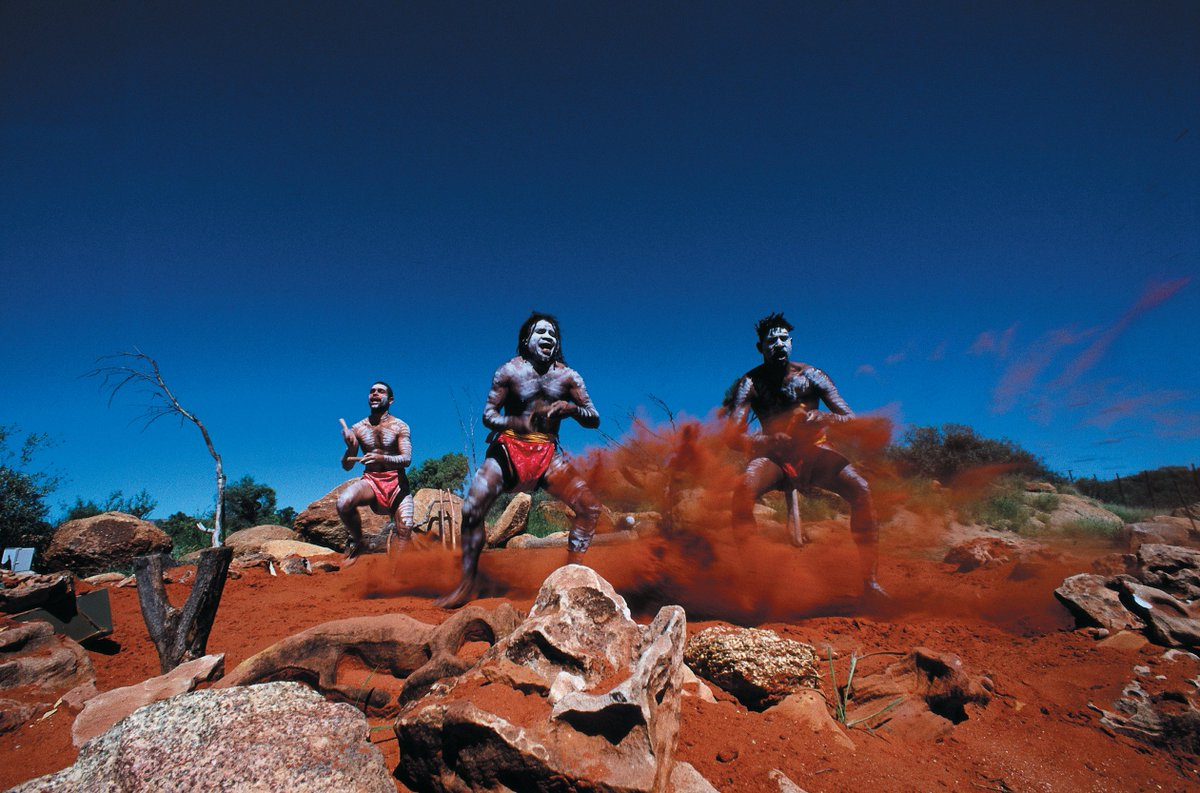 The best way to learn about Australia's history is through the eyes of the Aboriginal people. Visit Alice Springs in the Northern Territory and learn first-hand about the history of the land #swaindestinations #australia