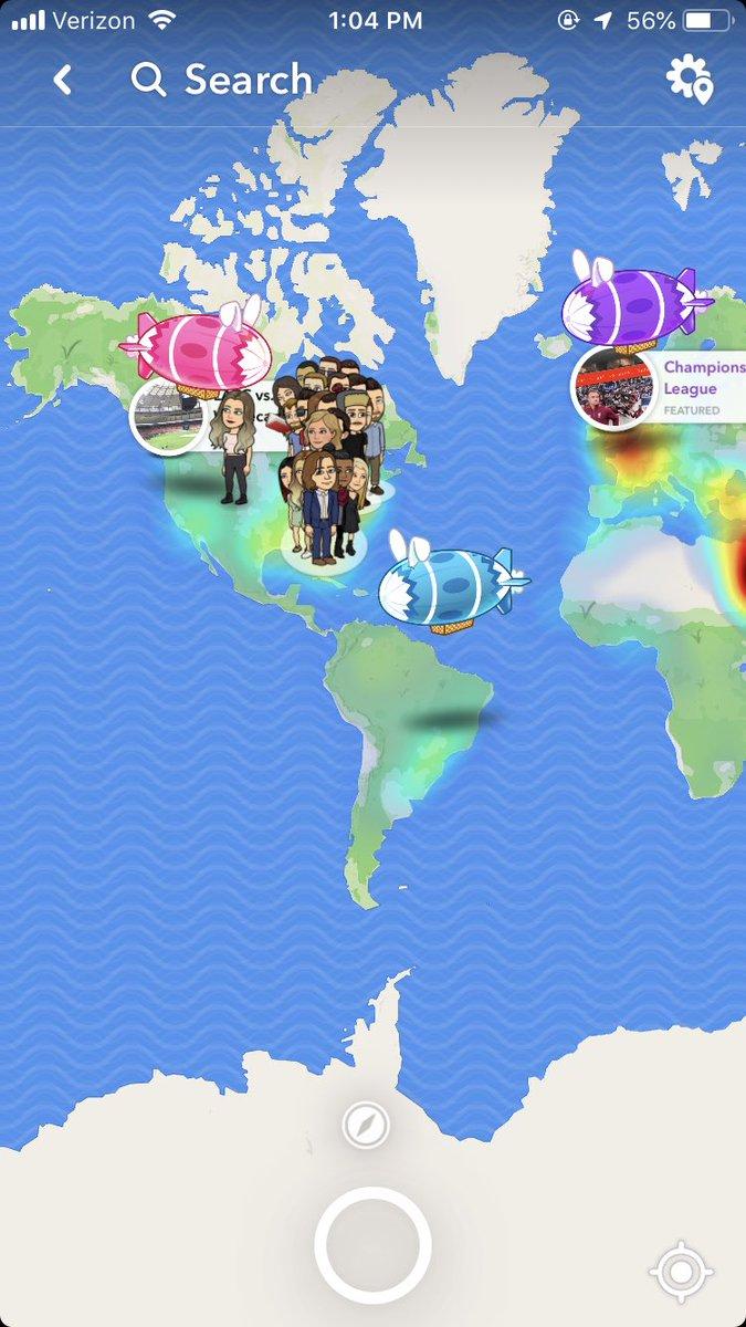 Snapchat Karte.Snapmap Hashtag On Twitter