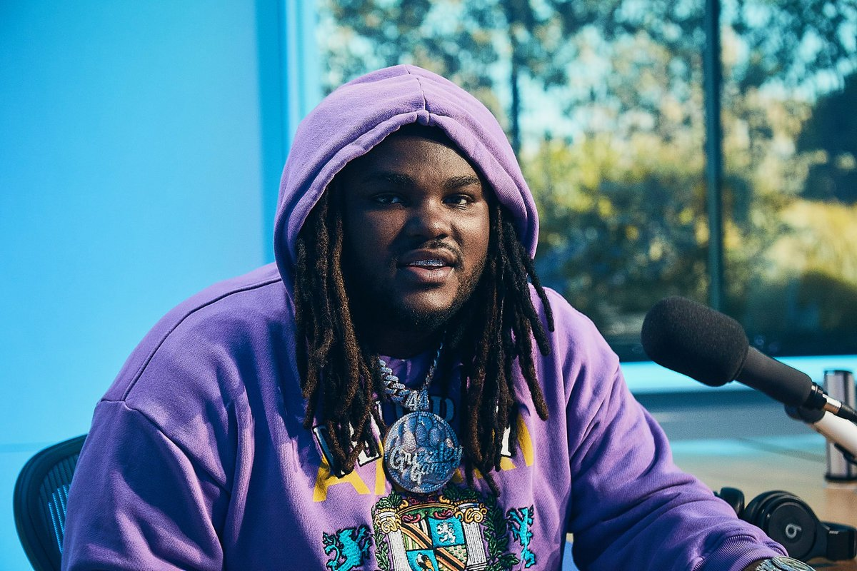 ".@Tee_Grizzley's next album #SCRIPTURES is 12 tracks and no features! ""I want fans to get to know me more."" http://apple.co/TeeGrizzleyB1  cc: @zanelowe"