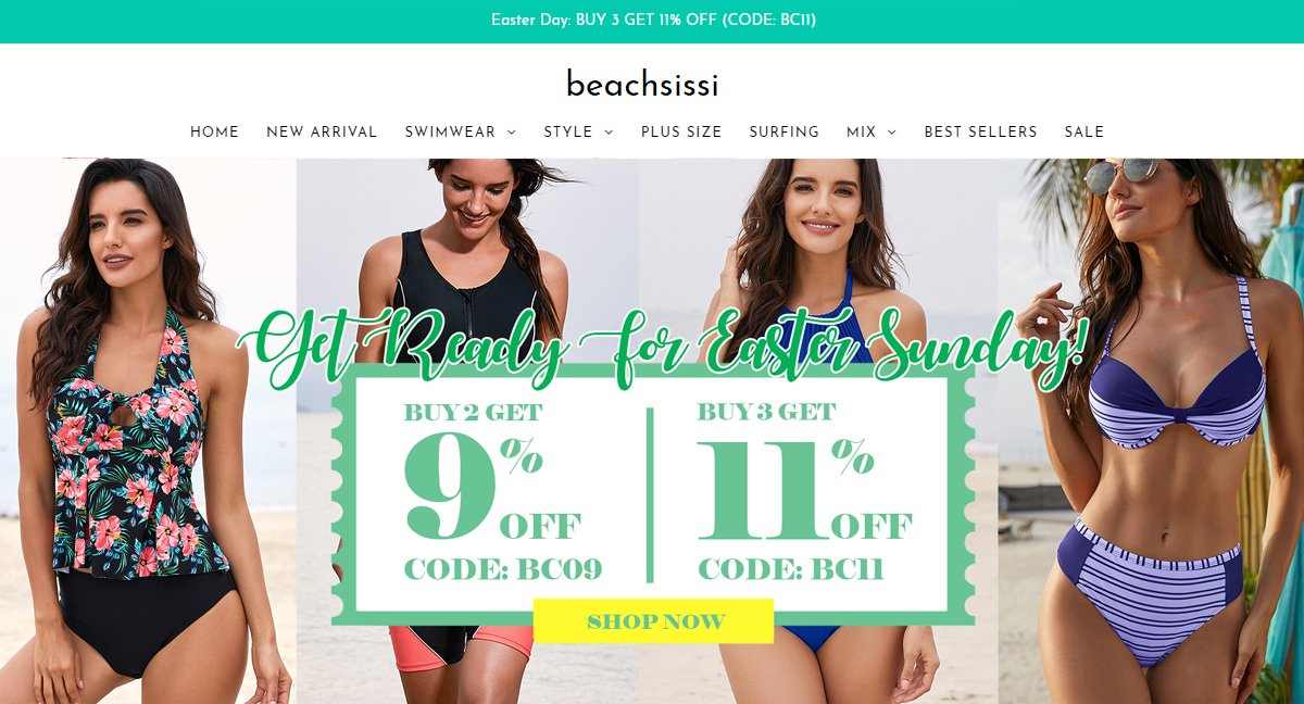 bfe52256aa For Any Order online top quality #swimwear at reasonable prices Shop Now:  https://www.couponcutcode.com/stores/beachsissi/ …pic.twitter.com/ge9hF1MCWX