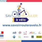 Image for the Tweet beginning: le dispositif Savoir rouler à
