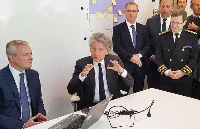Atos y Google Cloud inauguran un laboratorio de Inteligencia Artificial en Francia para crear...