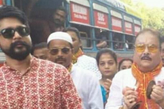 Major Surendra Poonia's photo on Bangladesh