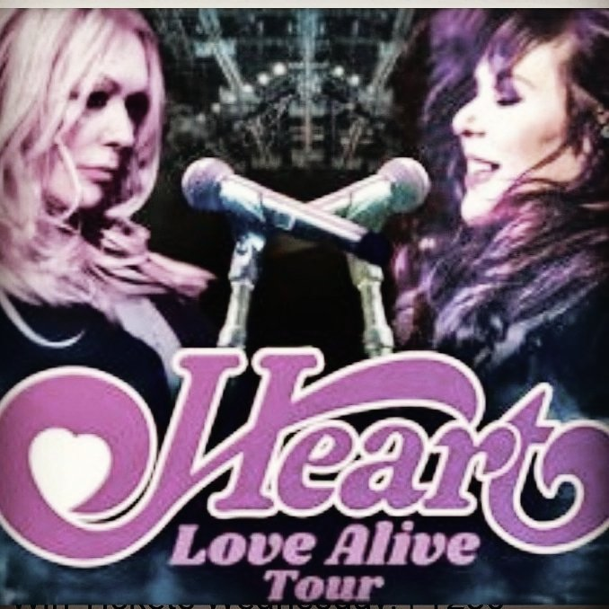 May will be a big month for us! We have my article on the Legendary Ladies of Heart @officialheart Ann & Nancy Wilsons #LoveAliveTour!! On The Forum @JimJaxMedia & I interview the Multi-talented Singer Emmaline @iamEmmaline✨ FlorenceCarmela.com Spreaker.com/show/3272667