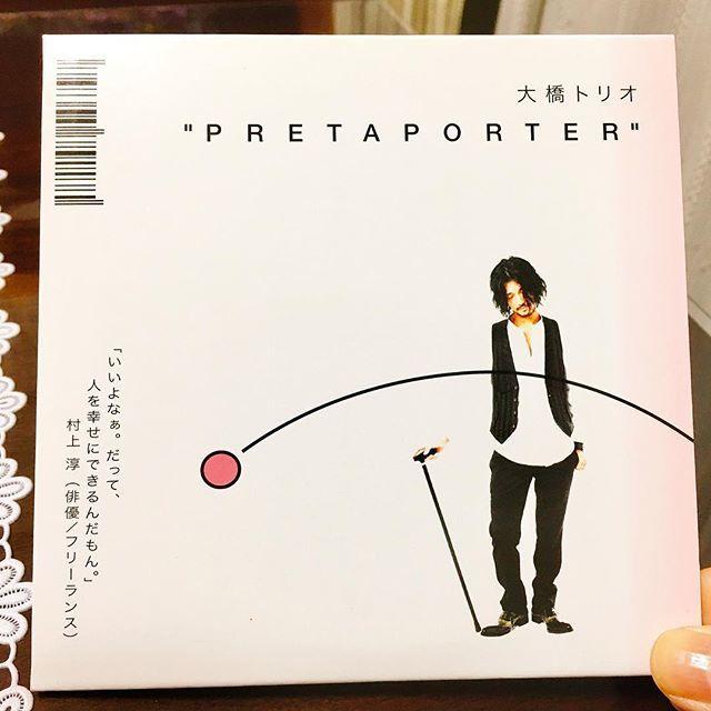 d25a2e7bf5dd8 大橋トリオ  PRETAPORTER を中古でゲットしました。2007年12月5日にリリースされたアルバム。     http   bit.ly 2Pht8SP pic.twitter.com Il9YHpILAB