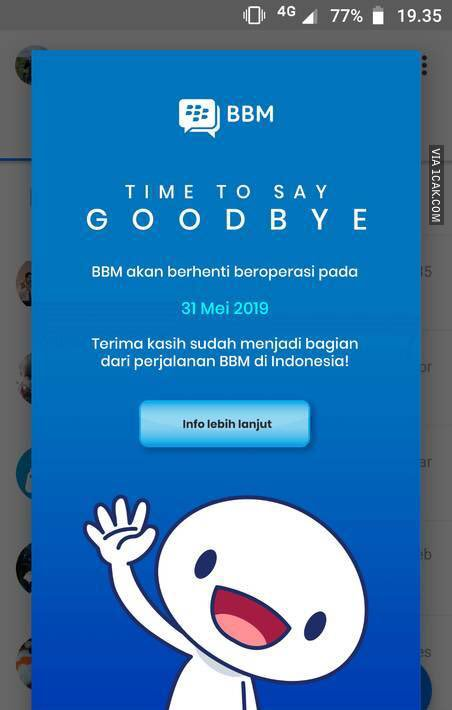 1CAK's photo on #GoodbyeBBM