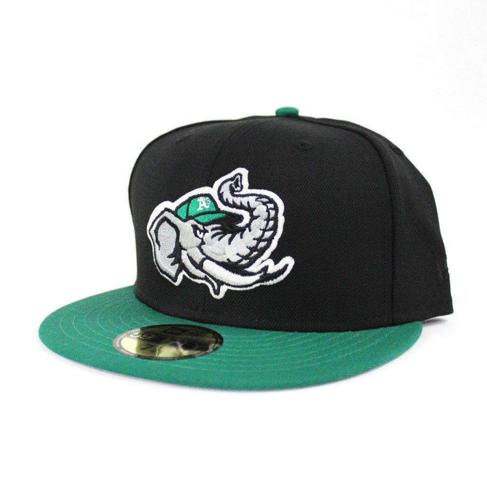 3b51aac74c0 Modesto Athletics New Era 59FIFTY Fitted Hat (Air Jordan 1 Pine Green Gray  Under Brim
