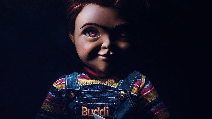 Chucky is voiced by Mark Hamill