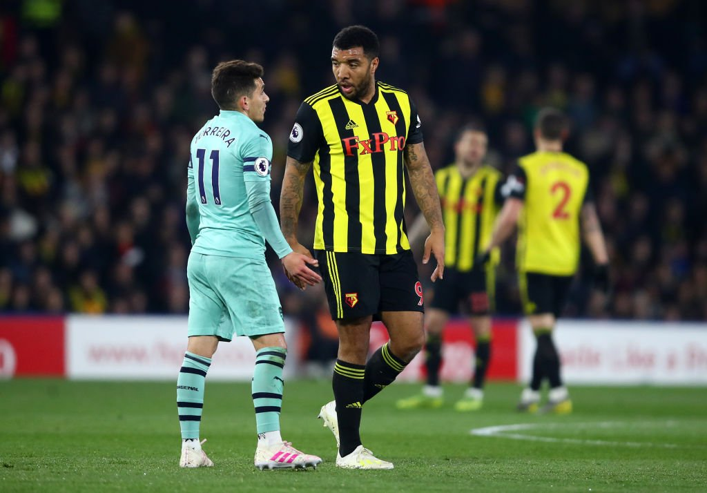 BREAKING: Javi Gracia says @WatfordFC have lost an appeal against Troy Deeney&#39;s red card in their defeat to @Arsenal. #SSN  Read more:  http:// skysports.tv/XYrDqw  &nbsp;  <br>http://pic.twitter.com/mRuYrqG6lc