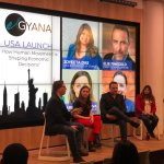 Currently at GYANA USA launch - Our panel speakers @dukelong @ElieFinegold @joyeetaaa @Movetheglobe discussing how human movement is shaping economic decisions.#ai #technology #iot #tech #data #geolocation #bigdata #proptech #datascientist #bigdataanalytics #finance #ethical