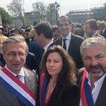 Image for the Tweet beginning: Les élus du groupe #PPCI