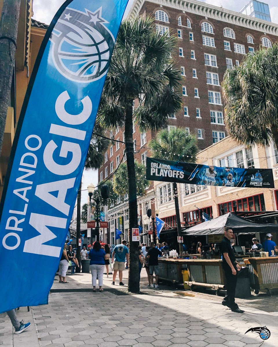 Orlando Magic @OrlandoMagic