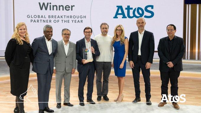 📣 #Atos a annoncé aujourd'hui être reconnu comme un #leader mondial de la...
