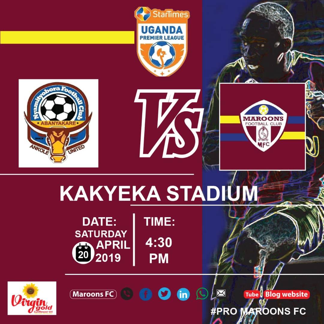 Our next fixture #Supl #NyaMar