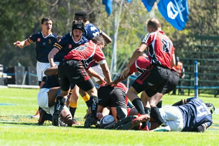 D4cVmkqXkAIxo8h School of Rugby | Results from Day 1 of the Paarl Gimnasium u16 Week of 2019 - School of Rugby
