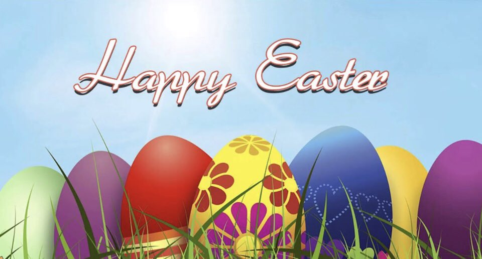 Happy Easter everyone! Our office is now closed until Tuesday 9am GMT. Have a great weekend and don't eat too much chocolate!! #Meetingprofs #Eventprofs #Assnchat<br>http://pic.twitter.com/RM0x5ctvNs