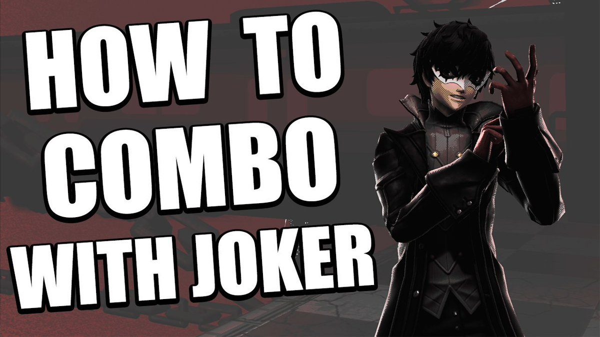 Comboing with Joker just feels so fun, so I wanted to help you guys start off on the right foot too :)   https:// youtu.be/Pk8BiBf0UKk  &nbsp;  <br>http://pic.twitter.com/JMYIwOwsjI