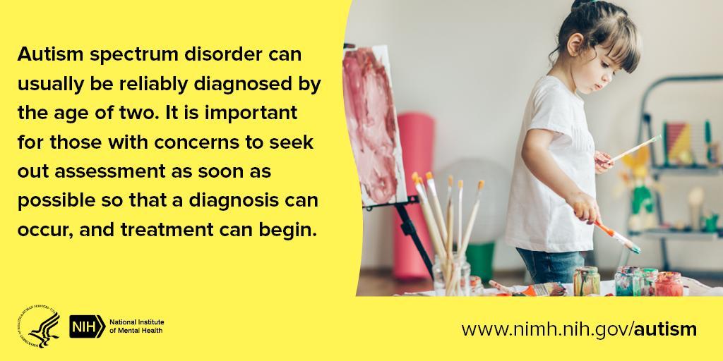April 29 Nimh Twitter Chat On Autism >> Medien Tweets Von Mental Health Nimh Nimhgov Twitter
