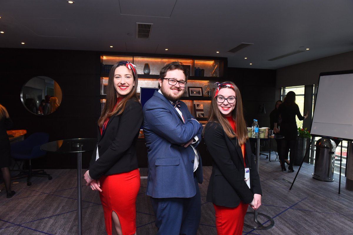 Unilever recently ran its Future Leaders league, in which 81 finalists from 58000 global applicants met in London to compete in a dynamic marketing competition. Three of our fantastic R&D apprentices made the finals: Erin, Brooke and Dominic. Huge congratulations to the team!!