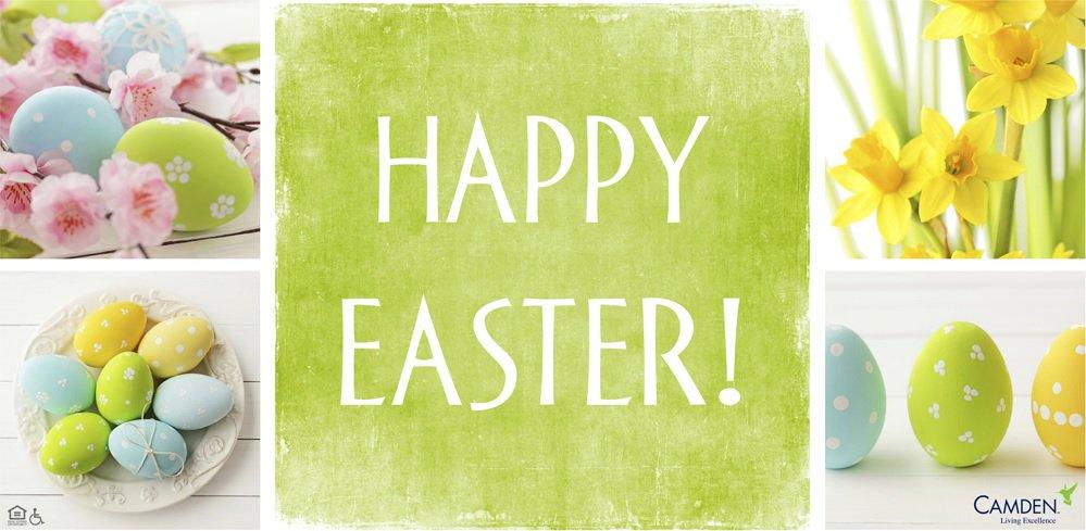 We hope everyone has a safe & wonderful holiday! #HappyEaster #EasterSunday