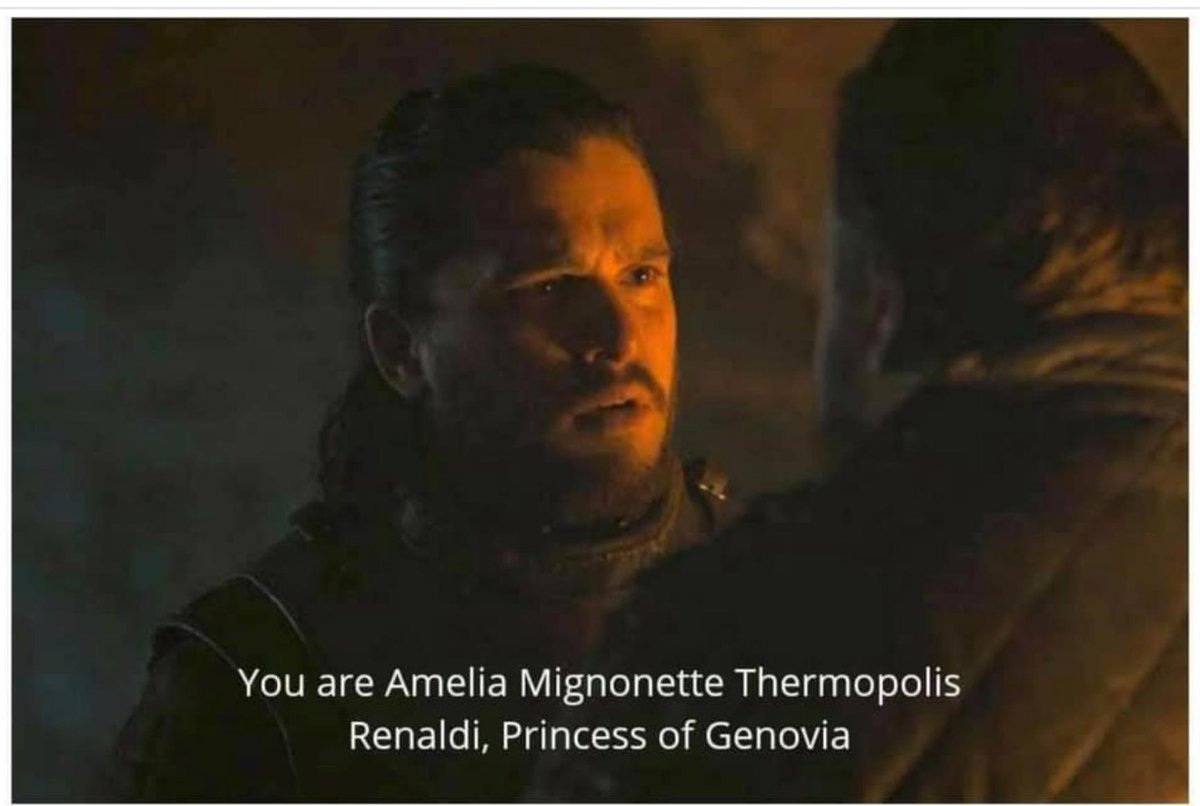 Jon Snow finally learns the shocking truth about his heritage.