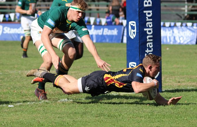 D4cdgJeX4AIYSd9 School of Rugby | Results from Day 1 of the Paarl Boys' High u15 Week of 2019 - School of Rugby