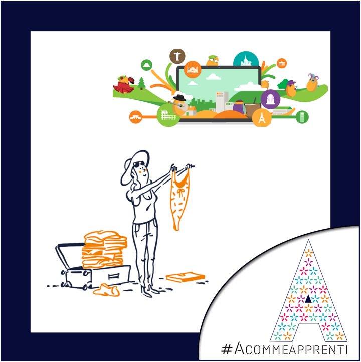 #AcommeApprenti : 👨🎓👩🎓 #apprentis , décrochez une #bourse @ErasmusplusFR et partez étudier à l'étranger ! 👉https://t.co/0pYdLOrNgQ https://t.co/bAES81Jhlr