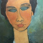 Image for the Tweet beginning: Sequestrati due falsi di Modigliani