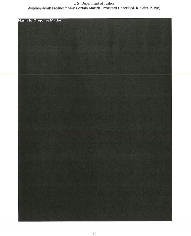Calling the #MuellersReport 'slightly redacted' is the same as saying Lulu was kind of a shitty record.