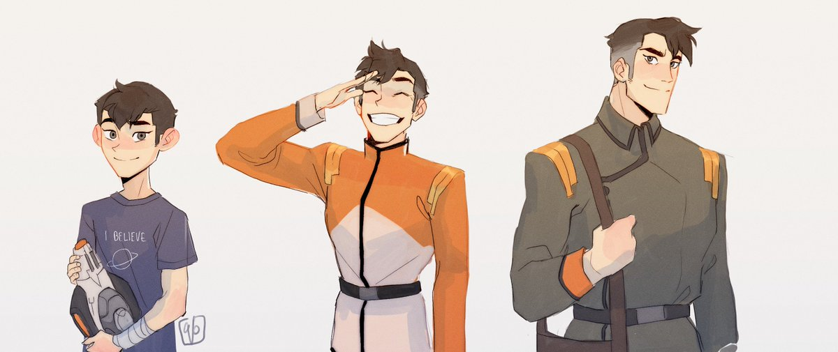 Time goes fast #shiro