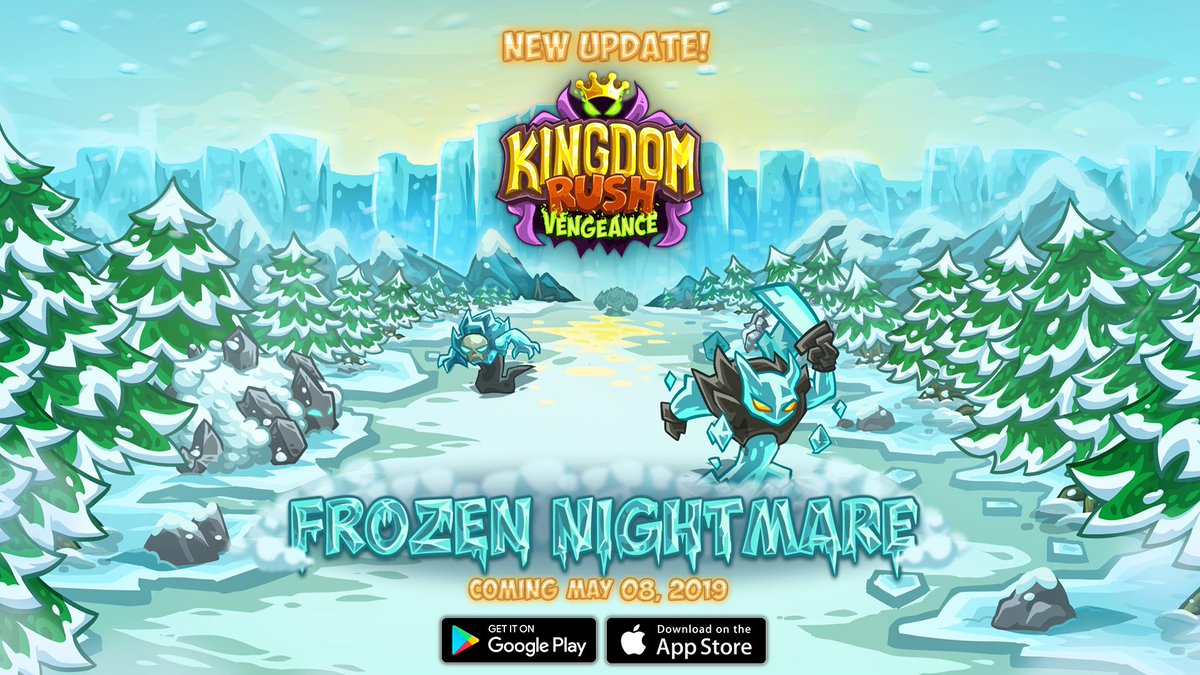 kingdom rush vengence