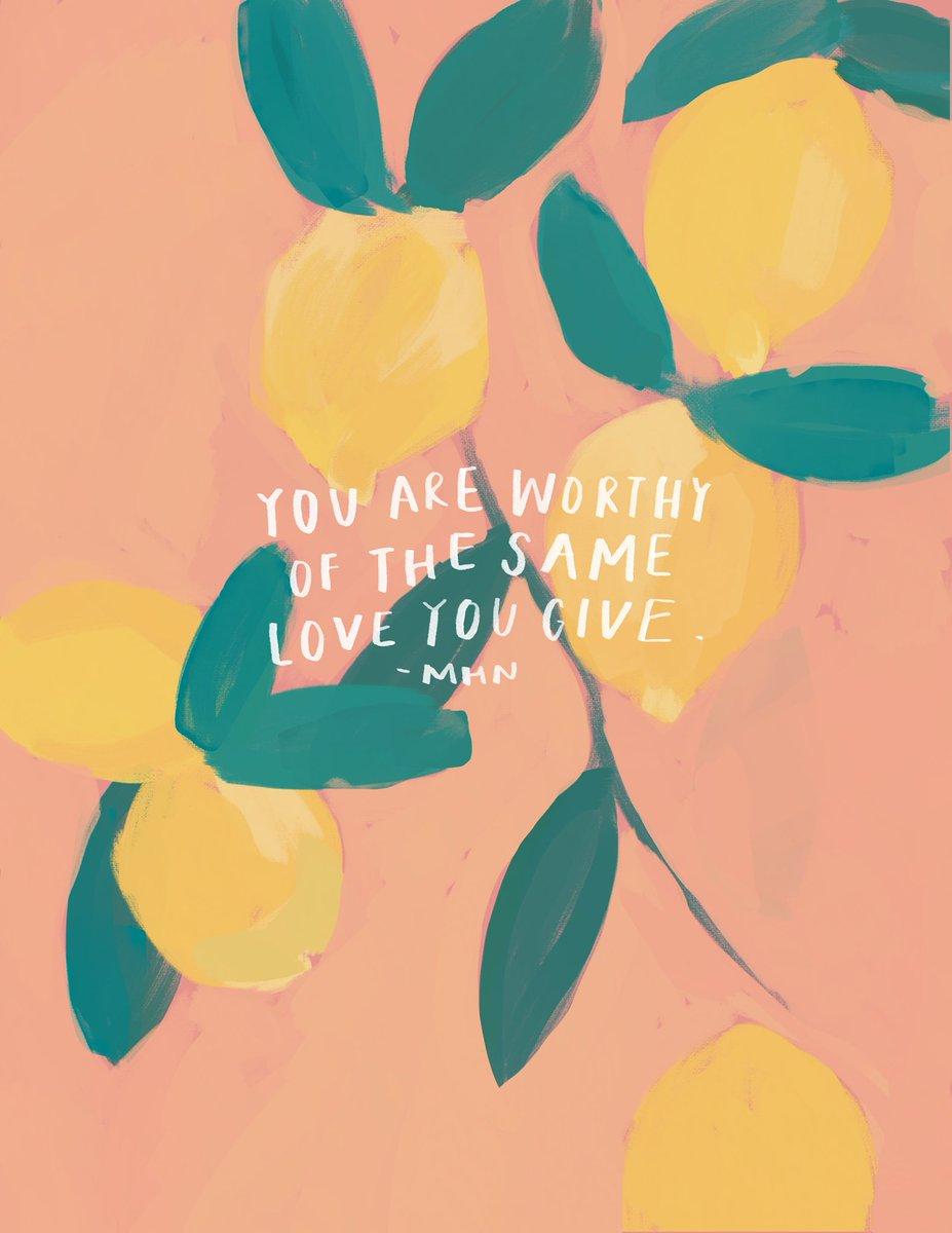 a few short reminders ✨