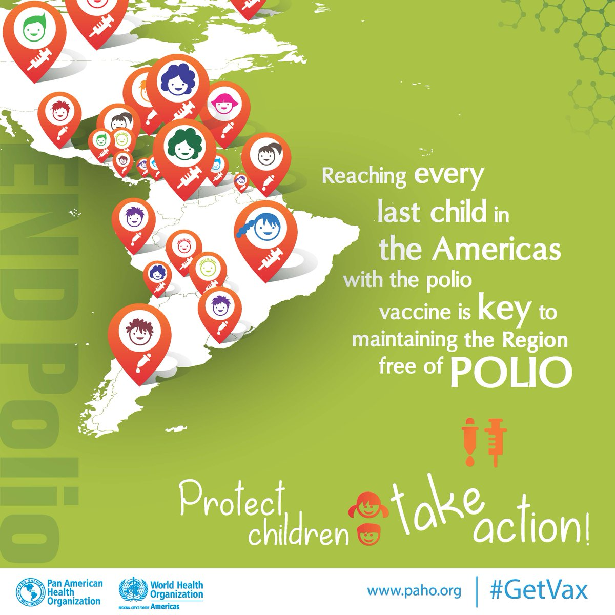 👩🏿⚕️👨🏽⚕️👩🏼⚕️ who climb mountains 🏔, cross rivers 🌊 and don't stop until every last child is protected from polio with vaccination.   #EndPolio #GetVax #HealthForAll