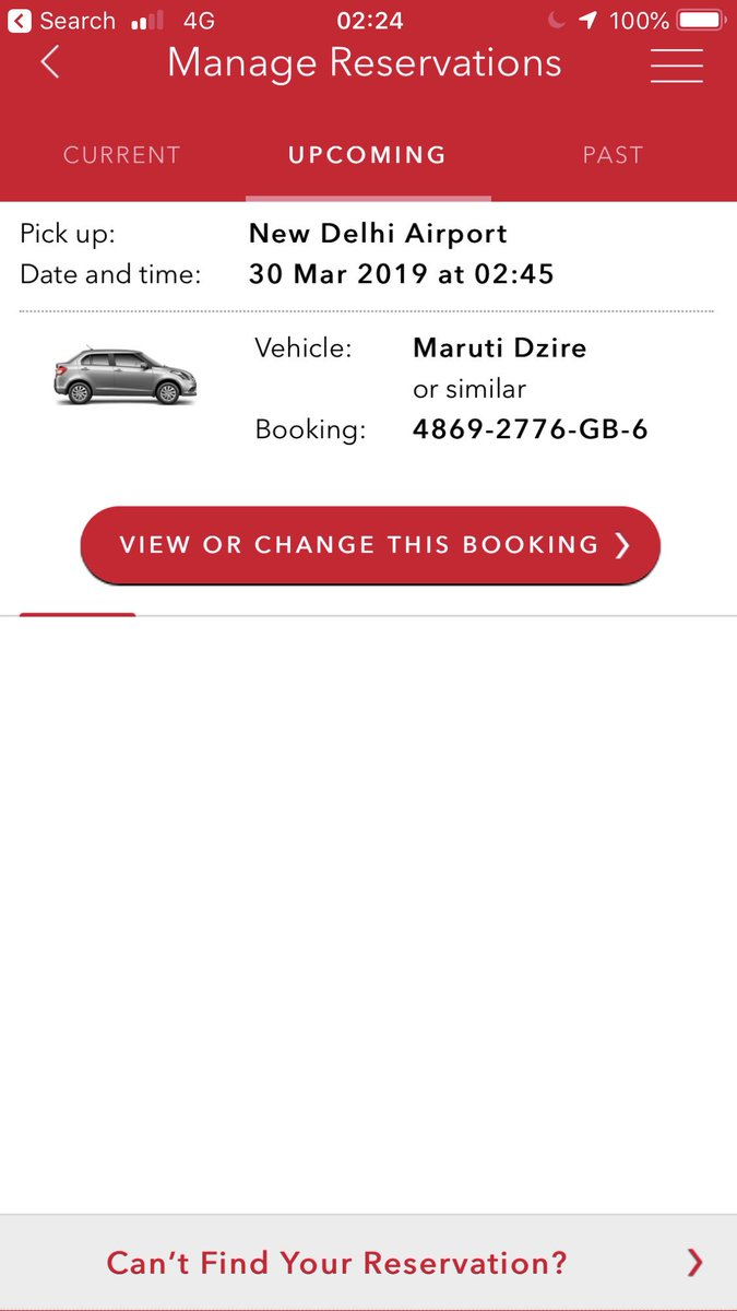 Avis Car Rental On Twitter Hello Satpal In Order To