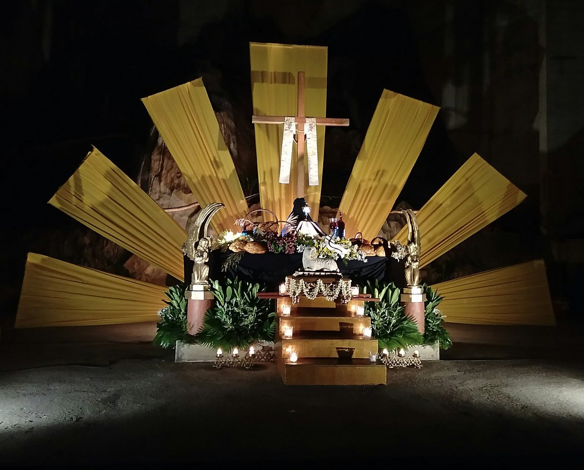 2nd Church  ARCHDIOCESAN SHRINE OF OUR LADY OF LOURDES (Cabetican Church) Bacolor, Pampanga <br>http://pic.twitter.com/2oBzlbAT3M