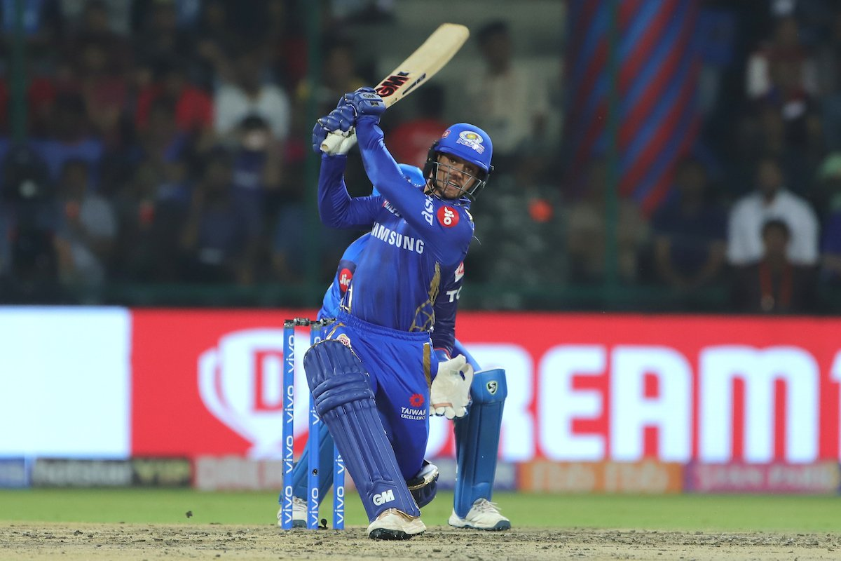 #DCvMI - Mumbai Indians snatch a huge win against DC in a Dead Rubber
