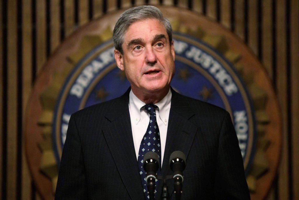 Robert Mueller is a man of integrity who did all he could to give Americans a compete and thorough view of Russian interference despite Trump and AG Barr's attempts to undermine and interfere with the #MuellerReport.    RETWEET if you support Mueller as he defends our democracy!