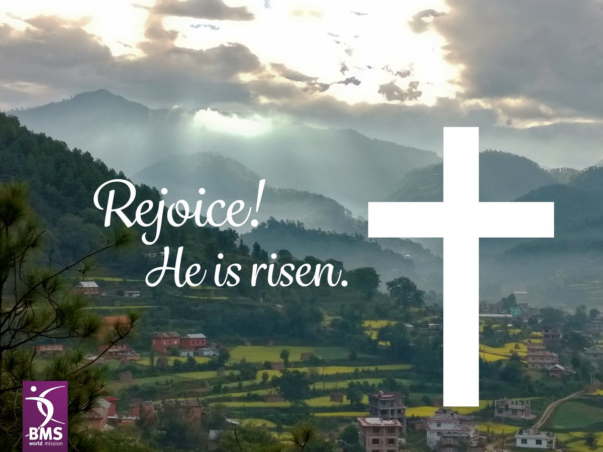 "test Twitter Media - ""He is not here; he has risen!""Happy Easter to all our amazing supporters!! 🎉🙏 https://t.co/eMaYNfFrs3"