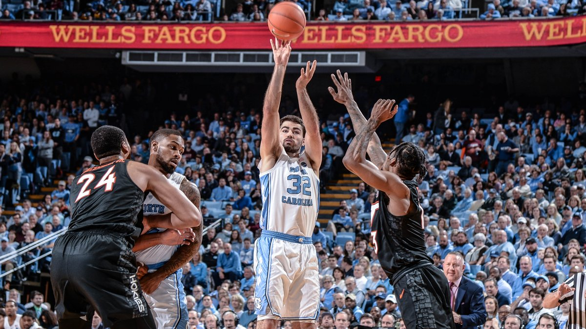 Luke Maye @luke_maye   John Lotz Award - Team Captain  Tyler Zeller Scholar-Athlete Award Billy Cunningham Award - Leading rebounder Brendan Haywood Award - Most blocked shots  #CarolinaSZN