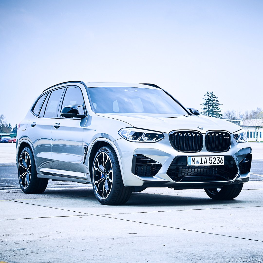 """BMW UK On Twitter: """"The #BMW X3 M And X4 M Competition Are"""